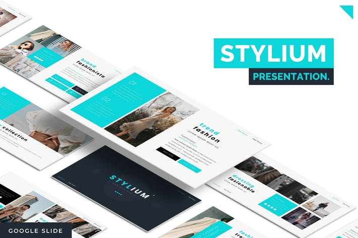 Thumbnail for Stylium - Google Slides Template