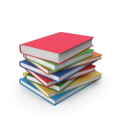 Bücher Stack