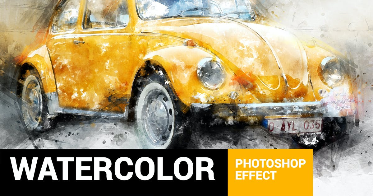 Download Perfectum 3 - Watercolor Master Photoshop Plugin by profactions