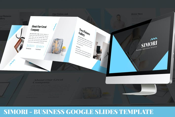 Thumbnail for Simori - Business Google Slides Template