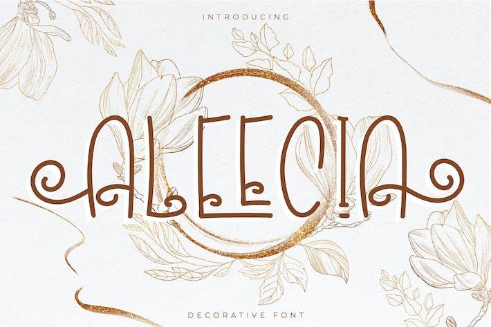 Aleecia   Fuente Decorativa