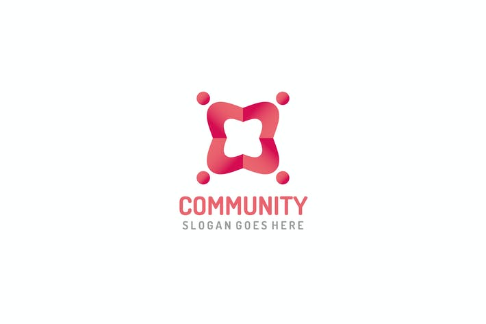 Thumbnail for Connected Community Logo