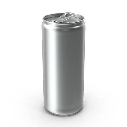 Beverage Can Sleek 300ml Open