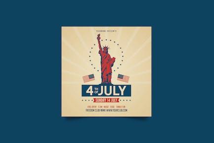 July 4th Flyer