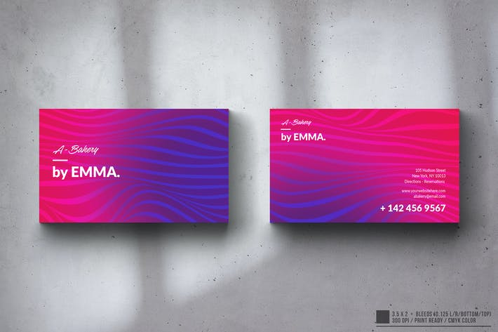 Thumbnail for Creative Business Card Design