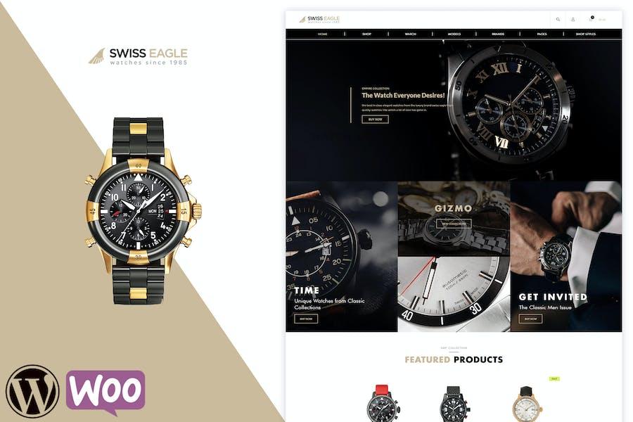 Swiss Eagle - WooCommerce Shop Theme