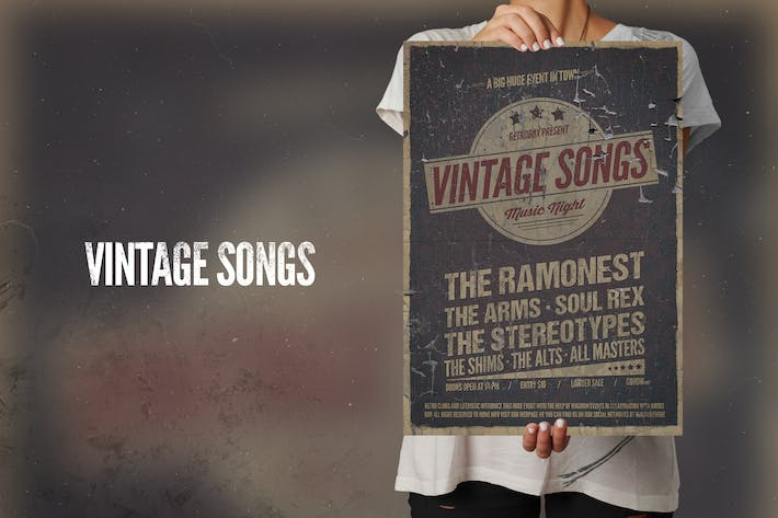 Thumbnail for Vintage Songs