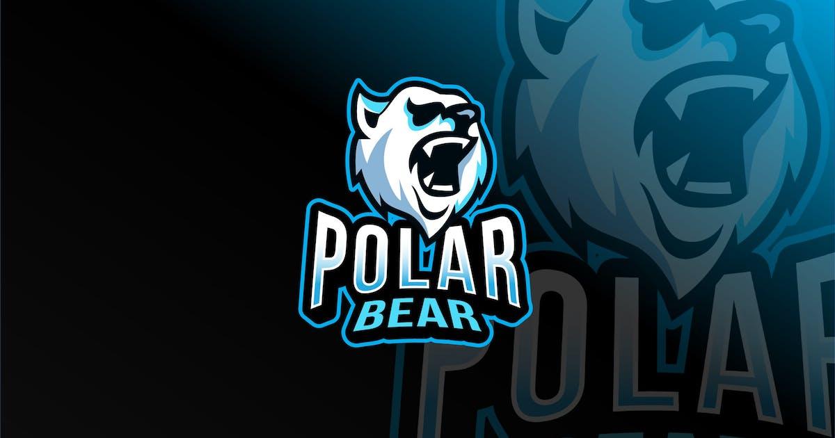Download Polar Bear Esport Logo Template by IanMikraz
