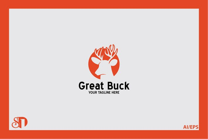 Thumbnail for Great Buck