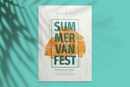 Summer Van Fest