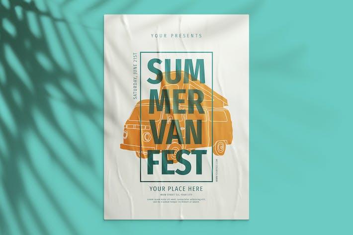 Thumbnail for Summer Van Fest