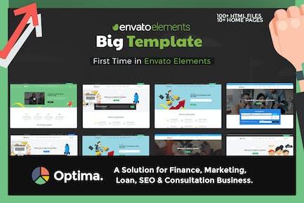 Optima - Multiple solutions for Consultation HTML5