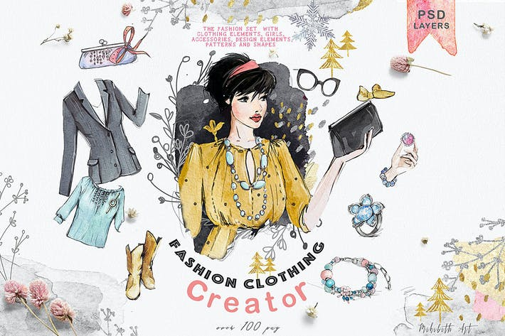 Cover Image For FASHION CLOTHING CREATOR