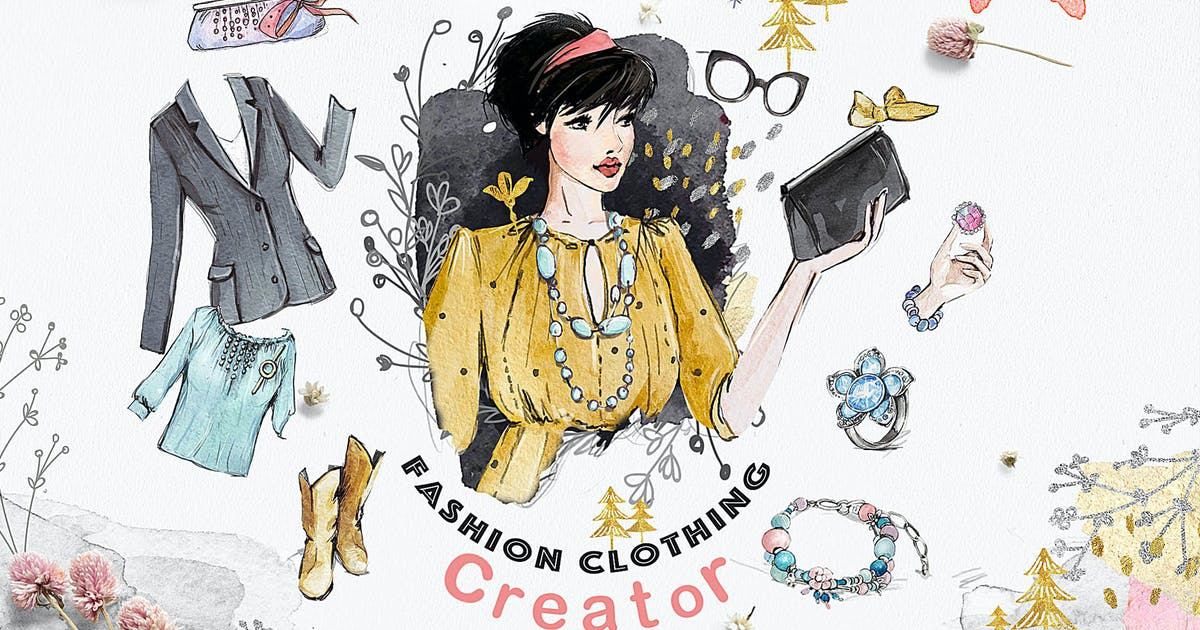 Download FASHION CLOTHING CREATOR by MikiBith