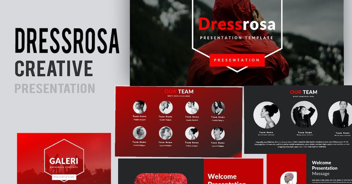 Download Dressrosa Creative Powerpoint by Fourtyonestd