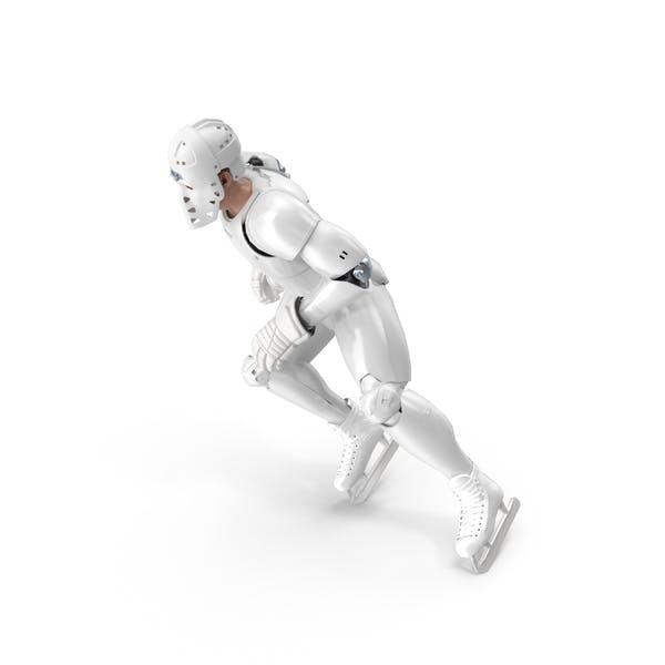 Thumbnail for Humanoid Hockey Player