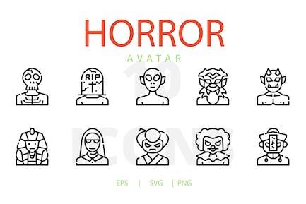 Horror Avatar