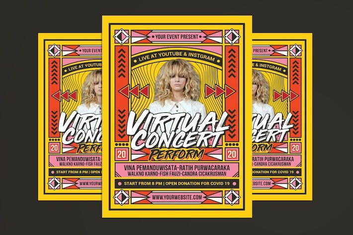 Virtual Music Concert