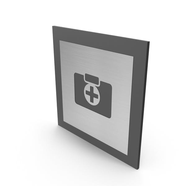 Thumbnail for First Aid Door Sign