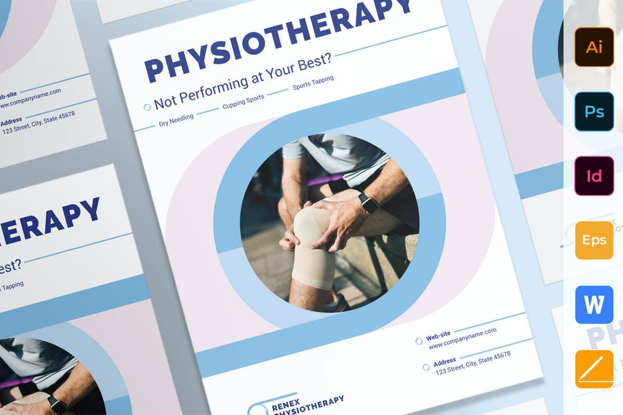 Physiotherapy Poster