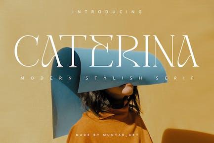 Caterina | Estilo moderno