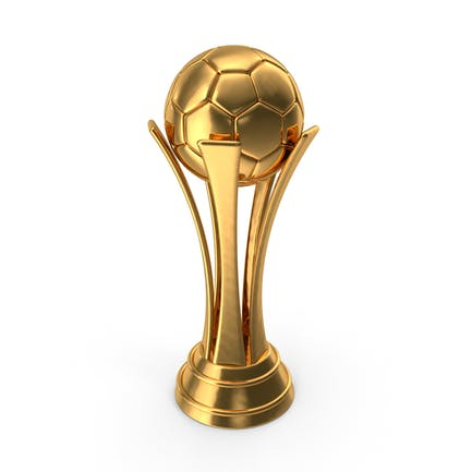 Soccer Cup Gold