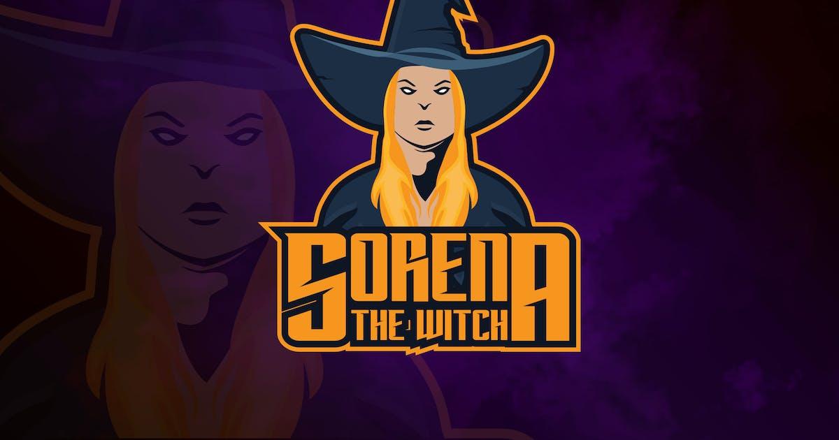 Download Sorena the Witch - Mascot & eSport Logo RB by Rometheme