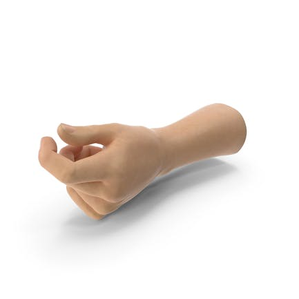 Hand Thumb Object Hold Pose