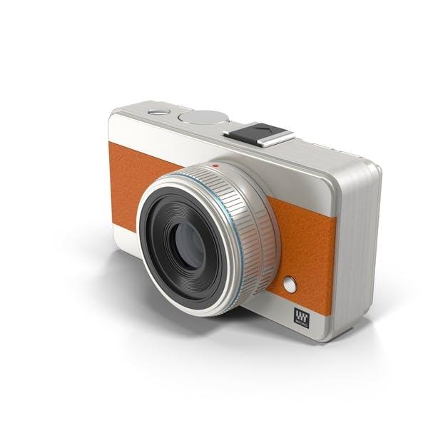 Cover Image for Mirrorless Digital Camera