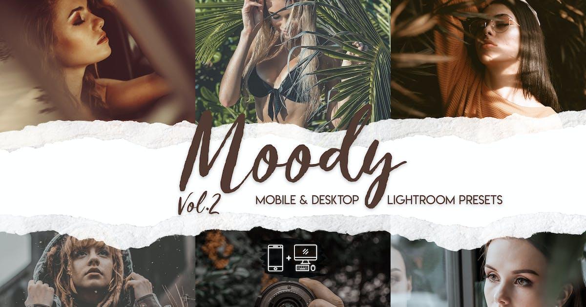 Download Moody Vol. 2 - 15 Premium Lightroom Presets by ClauGabriel