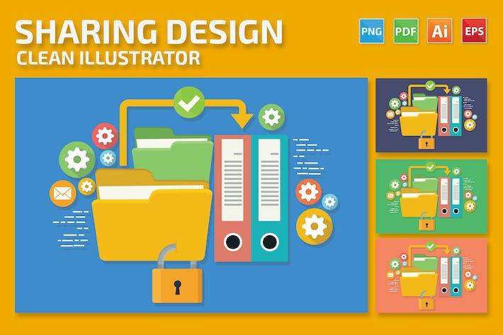 Thumbnail for Sharing Design
