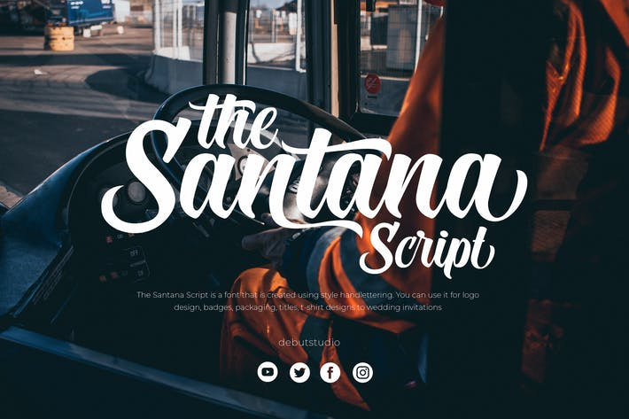 Thumbnail for The Santana Script