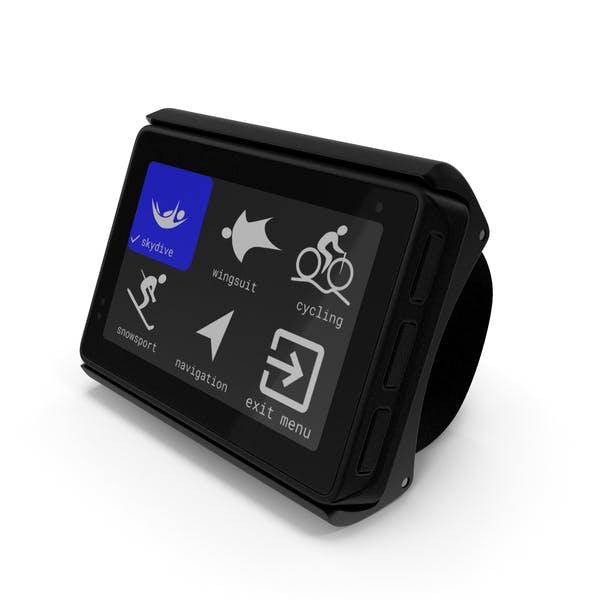 Altímetro digital GPS