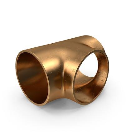 Kupfer-Fittings