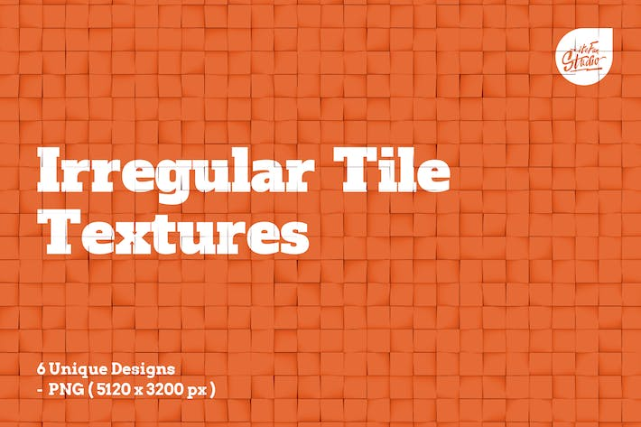 Thumbnail for Irregular Tile Textures