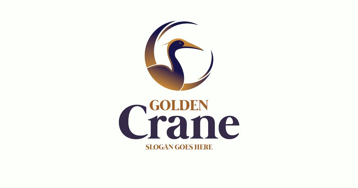 Download Golden Crane Logo by creativemedialab