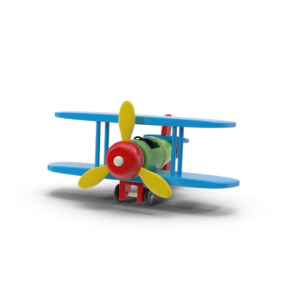 Thumbnail for Toy Airplane