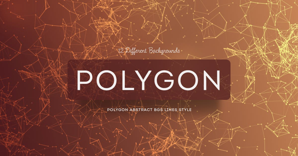 Download Polygon Abstract Backgrounds Lines Style by mamounalbibi