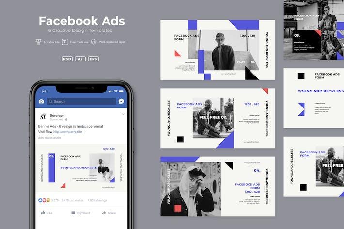 Thumbnail for SRTP - Facebook Ads. v3