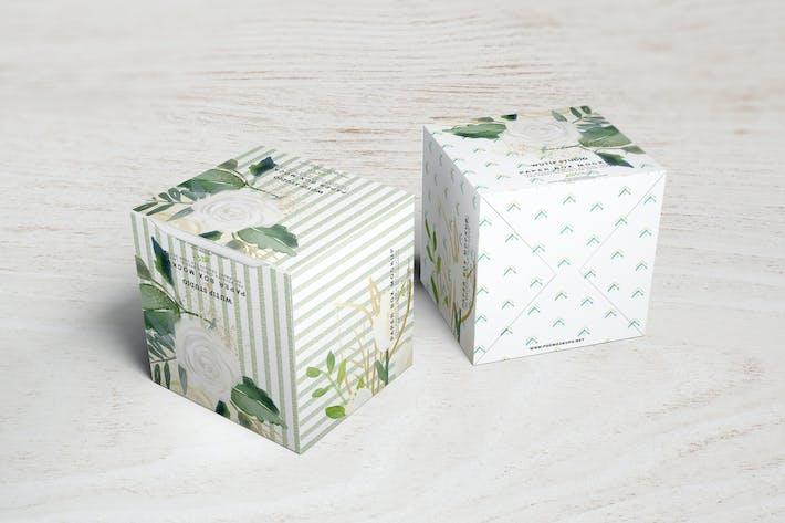 Thumbnail for Square Box Mockup 01