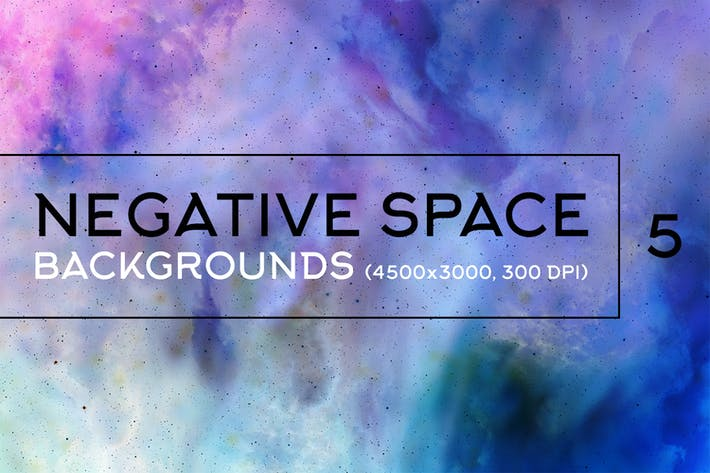 Thumbnail for Negative Space Backgrounds Vol.5