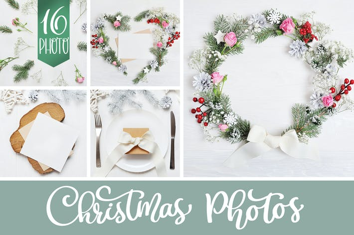Thumbnail for Christmas Photo Pack