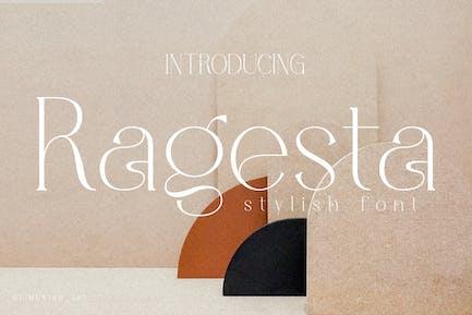 Ragesta | Estilo moderno