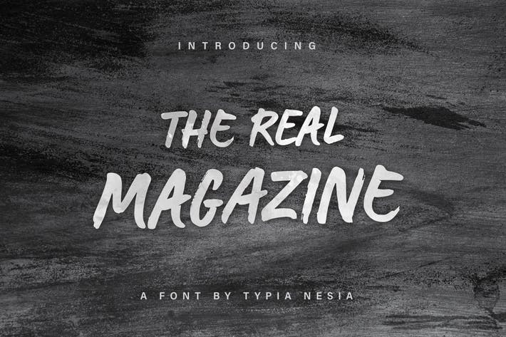 Thumbnail for The Real Magazine