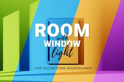 Scenes with window light