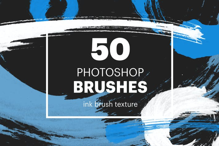 Thumbnail for 50 Photoshop Brushes
