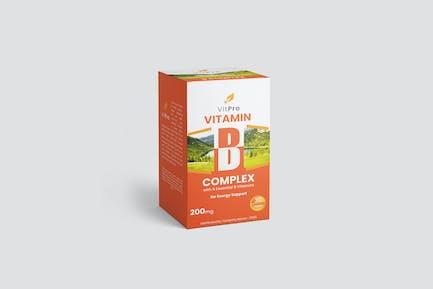 Витаминная коробка