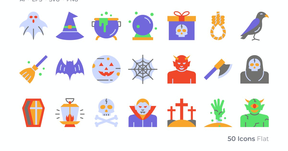 Download Halloween Color Icon by GoodWare_Std