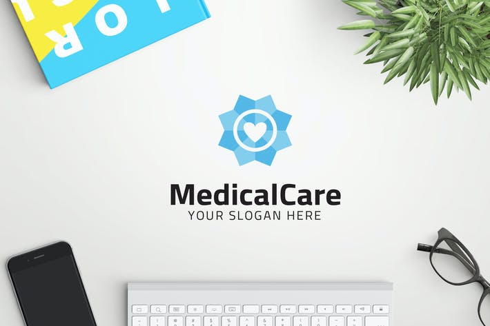 Thumbnail for MedicalCare professional logo