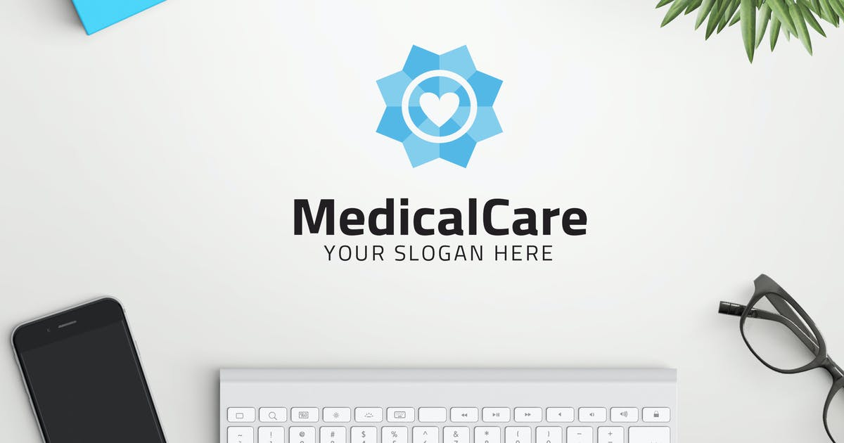 Download MedicalCare professional logo by ovozdigital